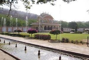 Vidyadhar Garden, Jaipur in Rajasthan