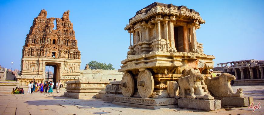 Image result for vitthala temple hampi