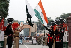Wagah-Attari Border Ceremony