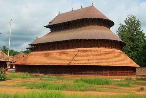 Adoor mahalingeshwara temple in Kerala