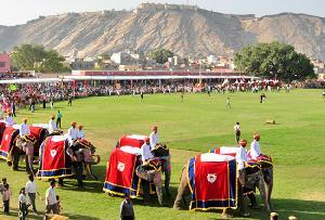 Festival in Alwar, Rajasthan