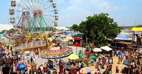 Bhavnath Fair in Gujarat