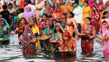 Chhath Festival in Bihar