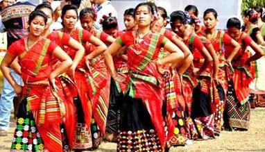 Dehing Patkai festival in Assam