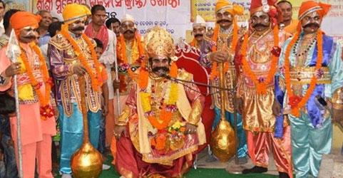 Dhanu yatra in Orissa