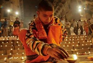 Diwali festival in Uttar Pradesh