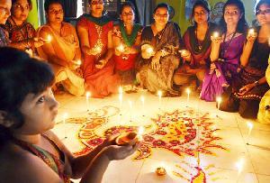Diwali Festival in New Delhi