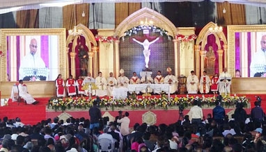 Feast of St. Francis Xavier in Goa, India