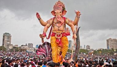 Ganesh Chaturthi in Maharashtra