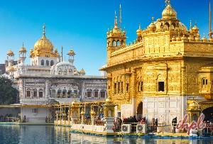 Guru Nanak Jayanti in New Delhi, India