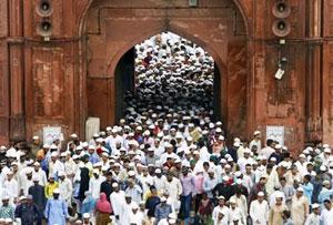 Eid-ul-Fitar festival in Madhya Pradesh