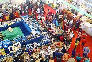 International Trade Fair in Delhi, India