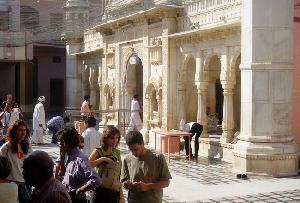 Karni mata mela in Bikaner, Rajasthan