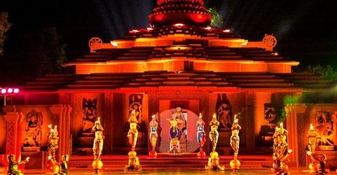Konark Dance festivals in Orissa