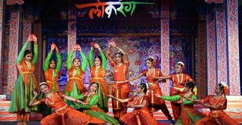 Lokrang samaroh festival in Bhopal Madhya Pradesh