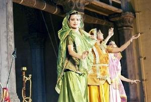 Lucknow festival in Uttar Pradesh