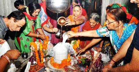 Maha shivaratri festival in Madhya Pradesh
