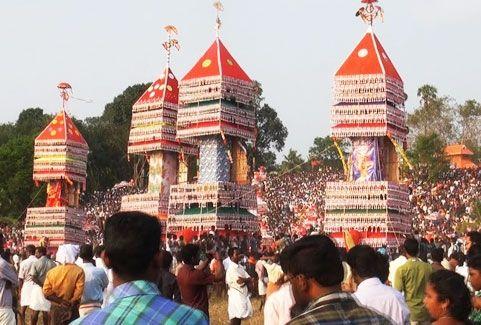 Malanada ketukazhcha festivals in Kerala