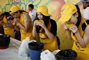 International Mango Festival in Delhi
