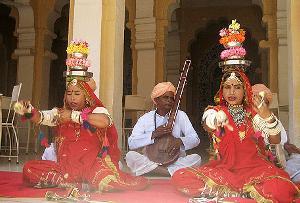 Marwar festival in Jodhpur, Rajasthan