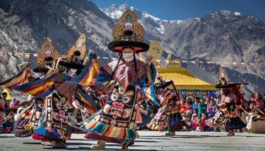 Matho Nagrang Festival in Jammu and Kashmir