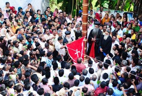 Parumala Perunnal festivals in Kerala