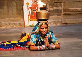 Shekhawati festival in Rajasthan