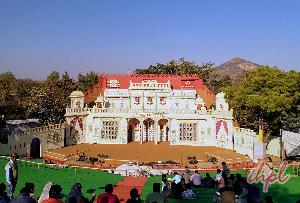 Udaipur arts and crafts mela, Rajasthan