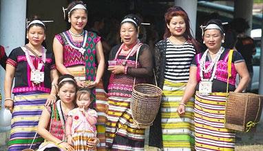Tamladu festival in Itanagar, Arunachal Pradesh