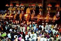 Arattupuzha pooram in Kerala