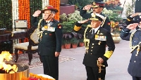 Indian Army Day celebrations in Delhi