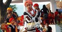 Autumn festival in Shillong, Meghalaya