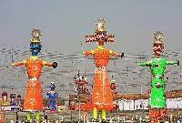 Dussehra in New Delhi, India