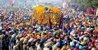 Gurudwara Fatehgarh Sahib Jor Mela festival in Pun