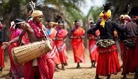 Goncha Festival in Chhattisgarh