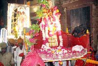 Kajli teej festival in Bundi, Rajasthan