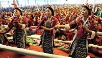 Kalachakra Festival in Bodhgaya, Bihar