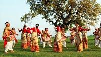 Magh Bihu festival in Assam