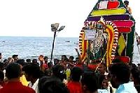 Masimagam Festival in Pondicherry