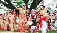 Bohag Bihu festival in Assam
