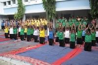 Birth Anniversary of Sri Aurobindo in Pondicherry
