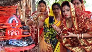 Vat Savitri Puja in Bihar