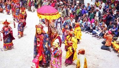 Karsha Gustor Festival, Leh & Ladakh