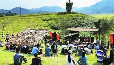 Ziro Festival of Music in Arunachal Pradesh