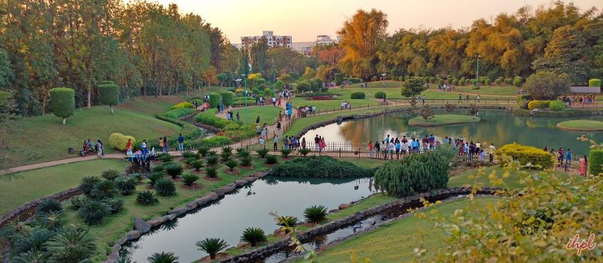 Pu. La. Deshpande Garden in Pune, Maharashtra
