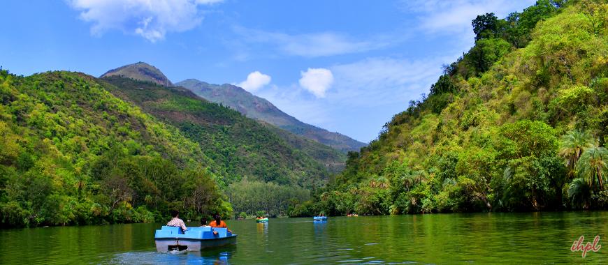 Nahan city in Himachal Pradesh