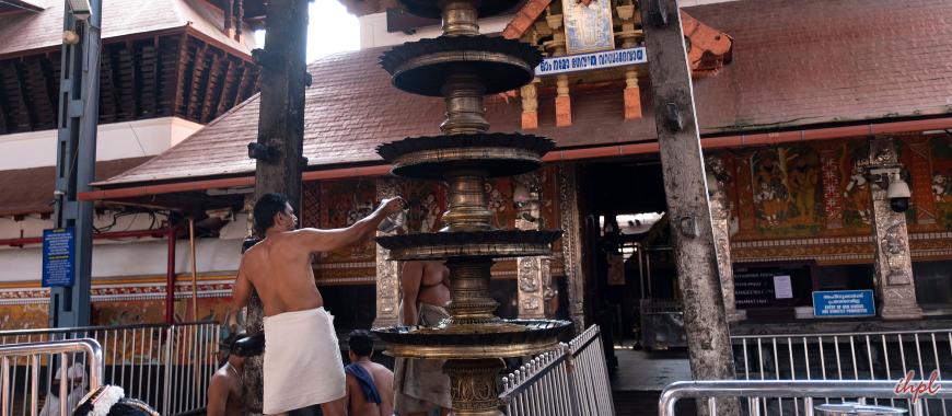 Guruvayur Temple Hindu temple in Guruvayur, Kerala