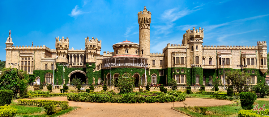 bangalore palace in  Karnataka