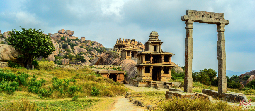 Chitradurga city in Karnataka