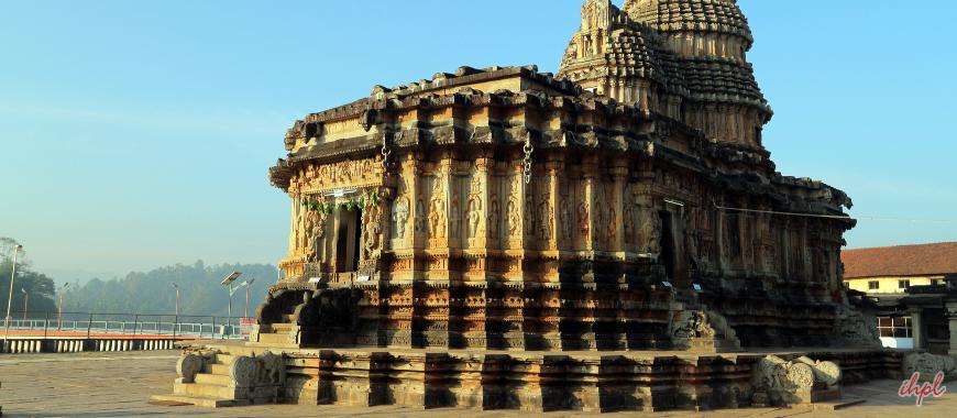 Vidyashankara Temple, Sringeri